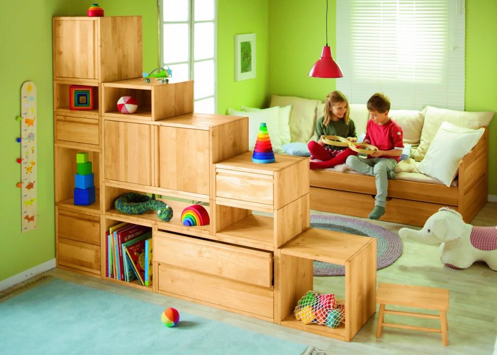 regal b cherregal schrank kommode kinderzimmer holz. Black Bedroom Furniture Sets. Home Design Ideas