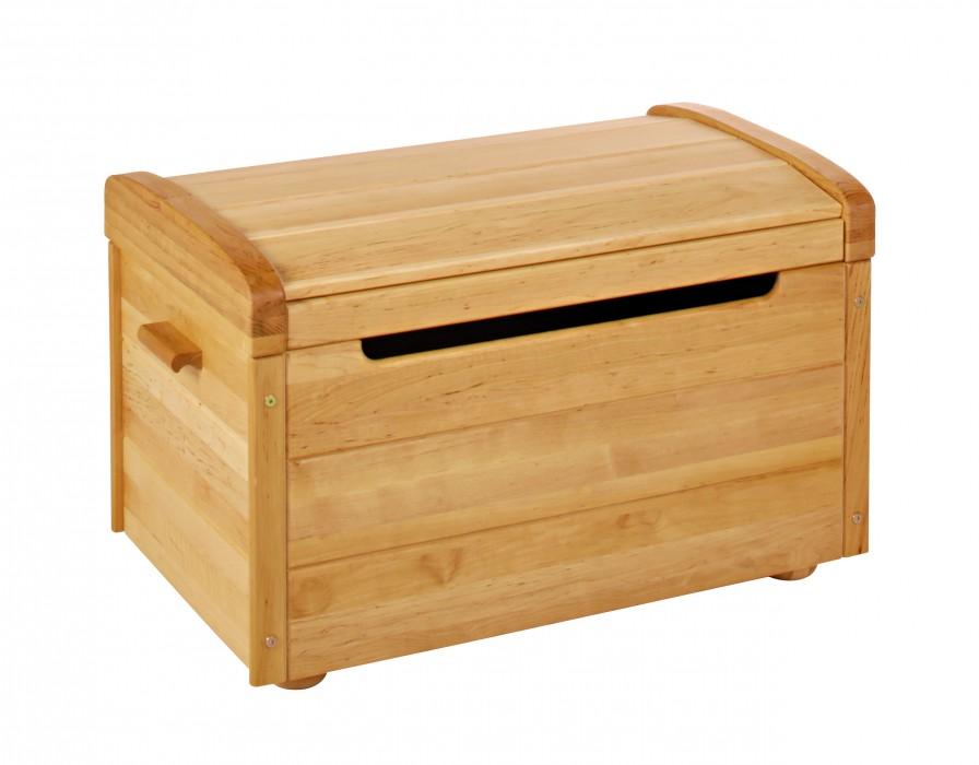 julian bio erle massivholz truhe aufbewahrung spielzeug. Black Bedroom Furniture Sets. Home Design Ideas