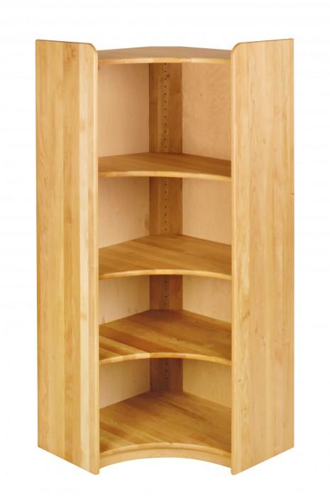 eckregal regal b cherregal kinderzimmer kinder massivholz holz ge lt 160 cm neu kaufen bei. Black Bedroom Furniture Sets. Home Design Ideas