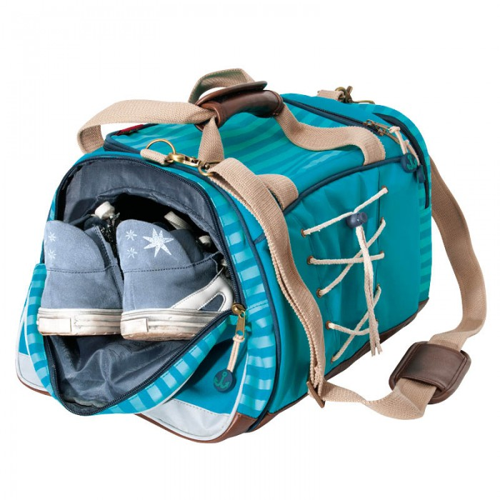 sporttasche reisetasche pirat 26x15x24 cm ergonomisch abwaschbar kinder neu ebay. Black Bedroom Furniture Sets. Home Design Ideas