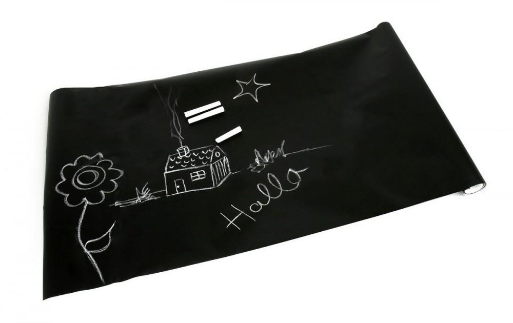 selbstklebende tafelfolie 3 kreidest be kreide tafel schreibtafel kinder neu kaufen bei. Black Bedroom Furniture Sets. Home Design Ideas