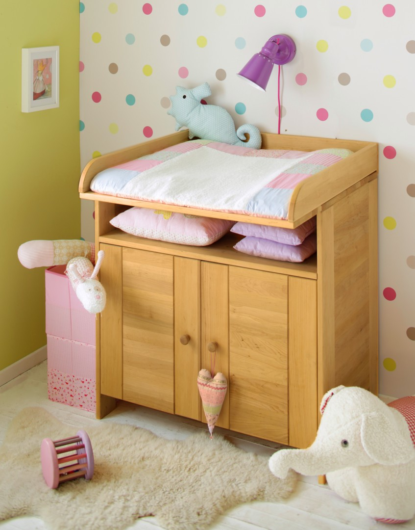 biokinder spar set niklas babyzimmer erle. Black Bedroom Furniture Sets. Home Design Ideas