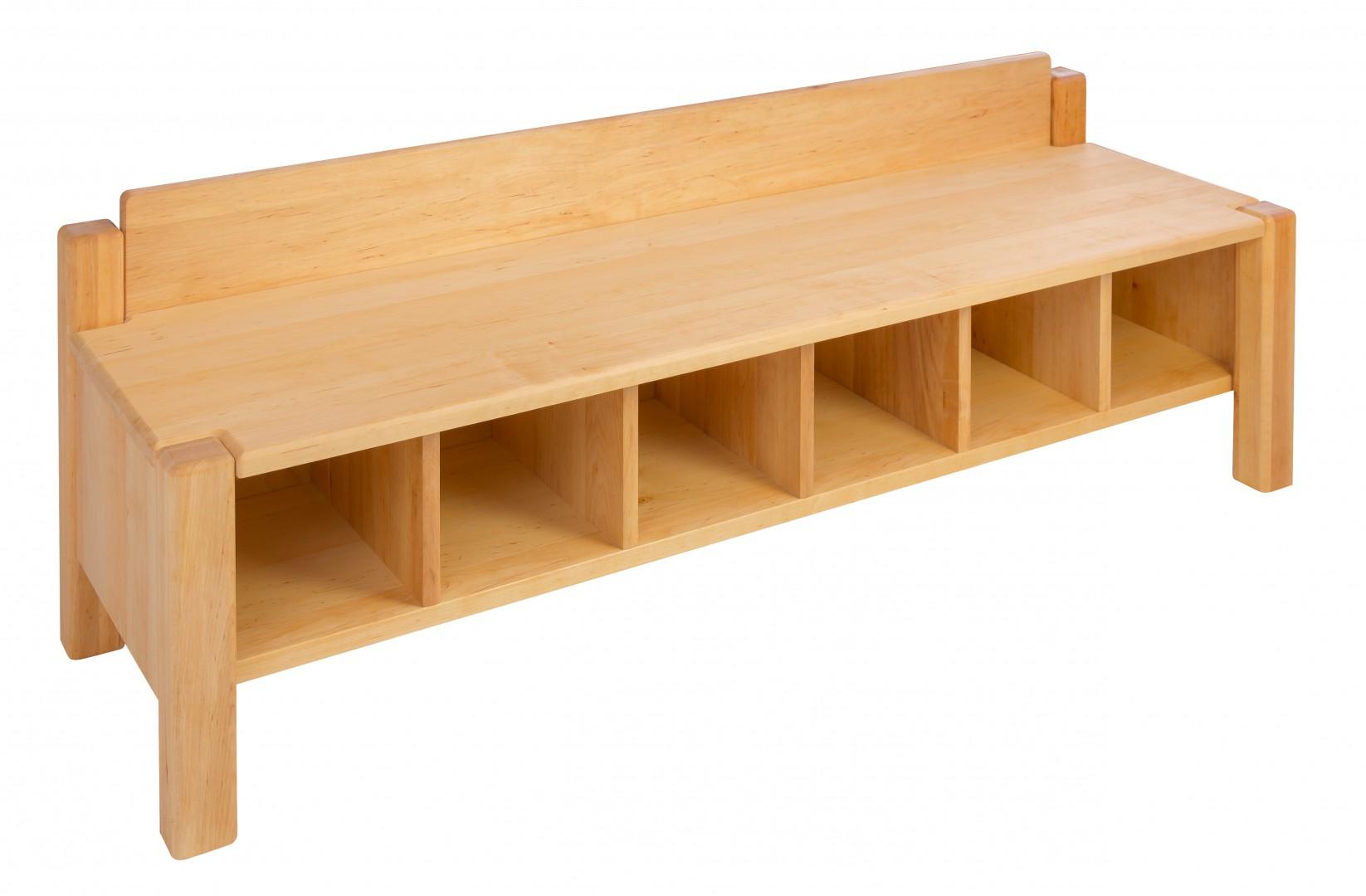 biokinder robin kindergartenbank 120 cm. Black Bedroom Furniture Sets. Home Design Ideas