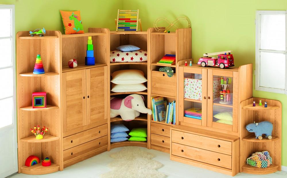 biokinder lara schubladen einsatz schmal erle. Black Bedroom Furniture Sets. Home Design Ideas