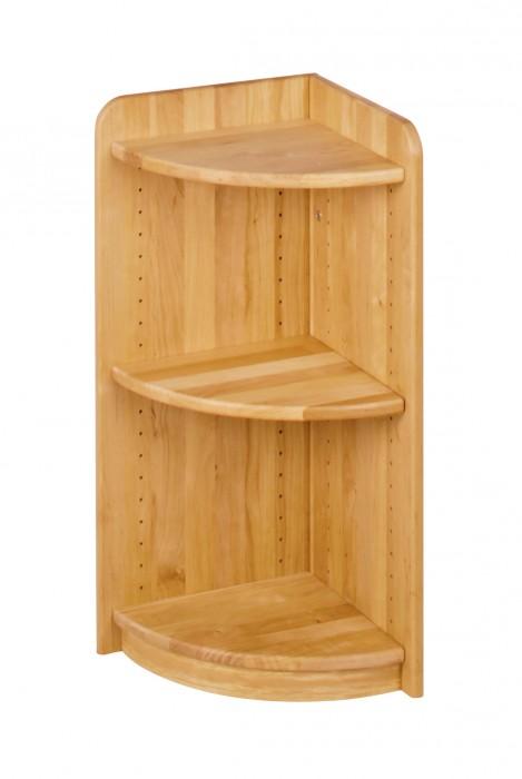 biokinder lara eckregal 80 cm erle. Black Bedroom Furniture Sets. Home Design Ideas