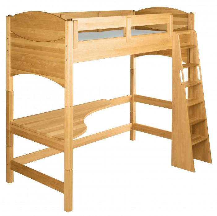 biokinder noah schreibtischplatte zum hochbett. Black Bedroom Furniture Sets. Home Design Ideas